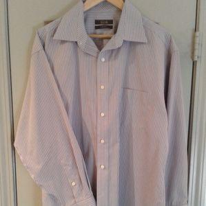 Tasso Elba Mens Classic Dress Shirt